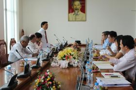 2015 - Chairman & People's Committee Meeting