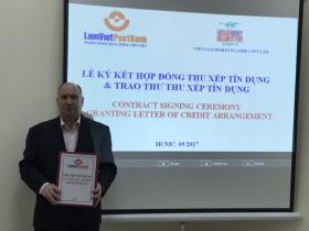 2017 - VSP1 & Lien Viet Post Bank  (Sept.26th 2017)