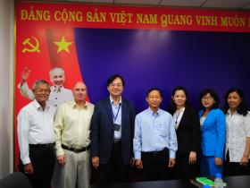 Binh Duong Committee Meeting (August 17th)