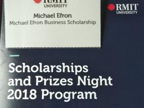 RMIT (May 15th 2018 Scholarship Booklet)